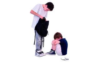 Что делать родителям, когда детей обижают в школе и лагере?