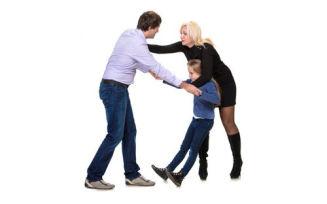 Что делать родителю, когда не дают общаться с ребенком?