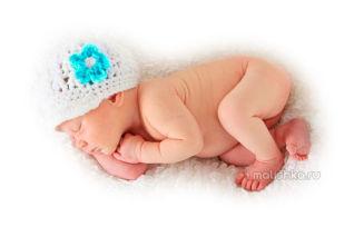 Почему новорожденный дергается во сне?