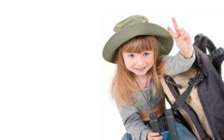 Как собрать ребенка в лагерь?