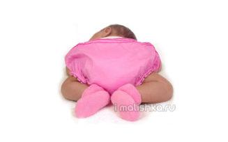Трусики для широкого пеленания новорожденного
