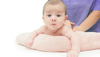 Массаж для грудничков по месяцам от 0 до 1 года