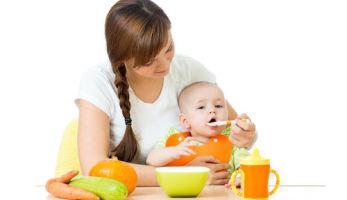 Что делать, если ребенок набирает вес больше нормы?