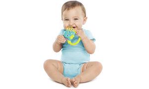 Симптомы при прорезывании первых зубов