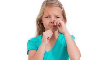 Как отучить ребенка от ковыряния в носу?