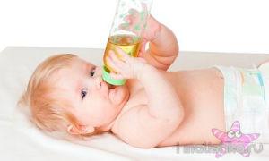 Лекарства и средства от коликов для новорожденных