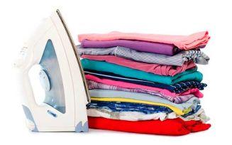 Как правильно гладить детские вещи для новорожденного?