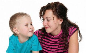 Правильное воспитание сына без отца