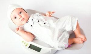 Калькулятор веса малыша по нормам ВОЗ