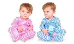 Как правильно воспитывать двойняшек мальчика и девочку?