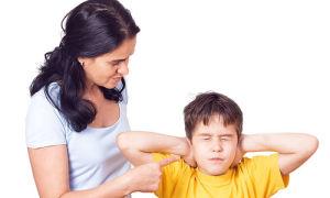 Что делать, когда 5 летний ребенок не слушается родителей?