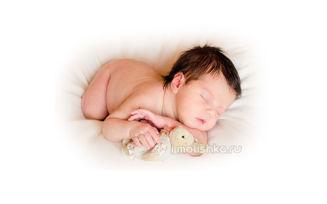 Что делать, если новорожденный не спит?