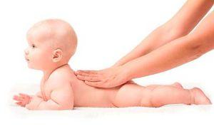 Как делать массаж грудному ребенку?