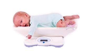 Почему ребенок не набирает вес?