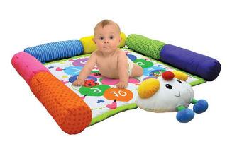 Развиваем и ухаживаем за ребенком в 3 месяца