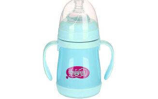 Как кормить ребенка грудным молоком из бутылочки?