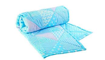 Как сшить детское одеяло в стиле пэчворк своими руками?