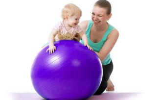 Гимнастика для новорожденных от 0 до 3 месяцев