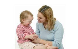 Как избавить ребенка от испуга молитвой мамы?