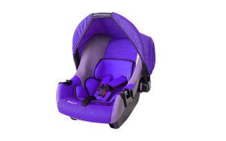 Как правильно перевозить ребенка на переднем сиденье автомобиля?