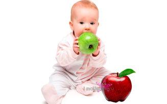 Прикорм детей до года по месяцам