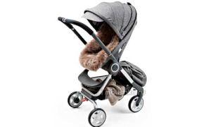 Прогулки с новорожденным зимой на улице