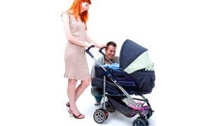 Сколько можно гулять с новорожденным ребенком?