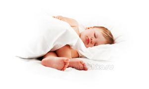 Что делать, если ребенок беспокойно спит ночью?