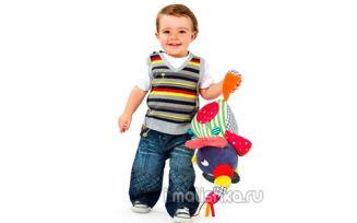 Развитие ребенка в 1 год и 11 месяцев