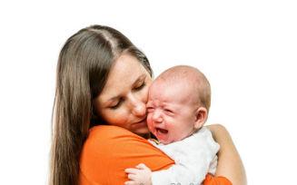 Газики у новорожденных: причины проблемы