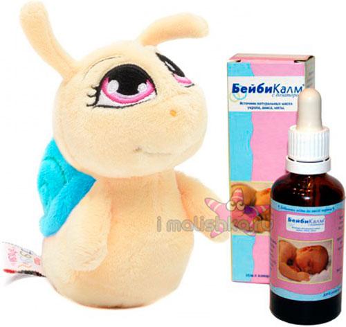 Бейби калм препарат от коликов для новорожденных
