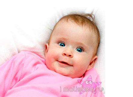 Как почистить нос новорожденному?