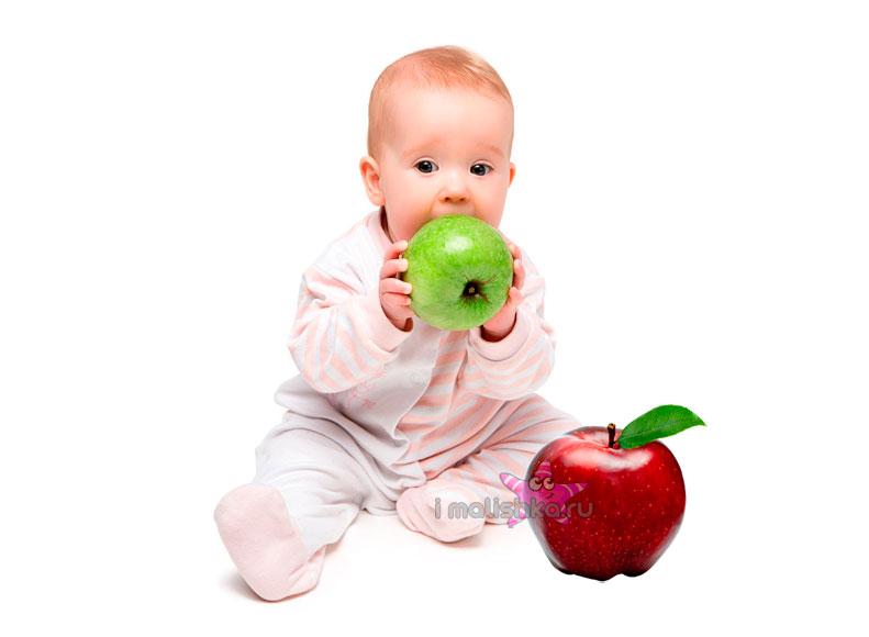 Таблица прикорма малышей