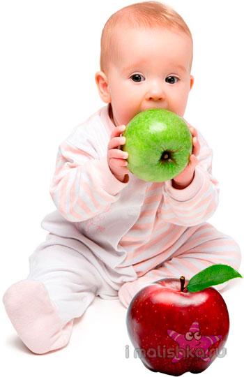 Первый детский прикорм до года