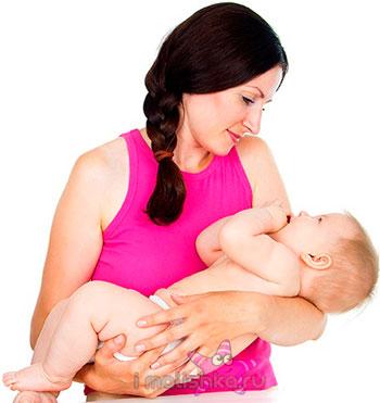 Как успокоить новорожденного ребенка