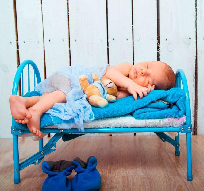 Как помочь уснуть новорожденному?