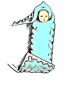 pelenanie-novorozhdennogo-v-odeyalo-na-vipisky-3