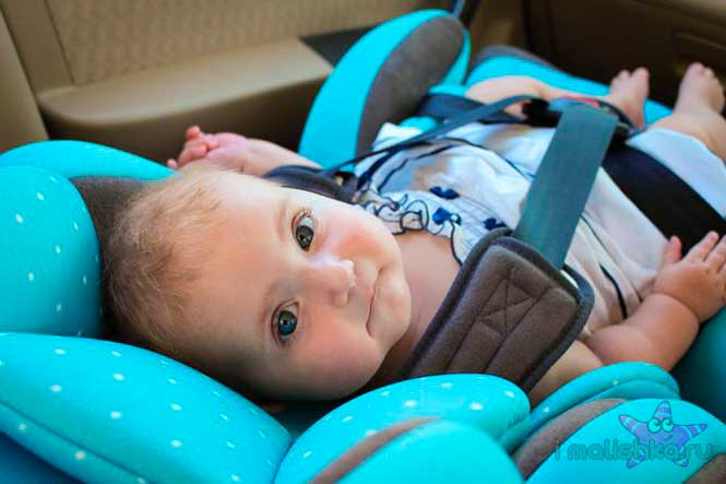 Перевозка новорожденного