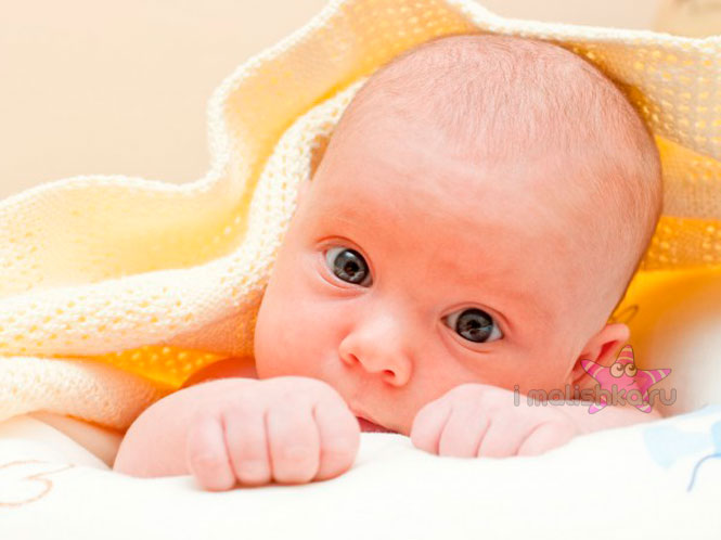 Гигиена малыша перед сбором анализа
