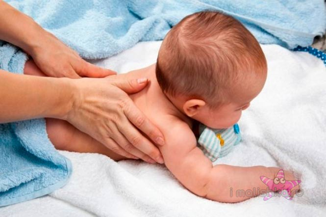 Прием поглаживание при массаже