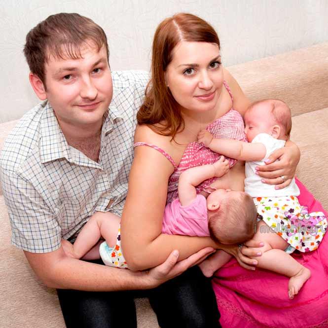 Семейные отношения и режим новорожденного