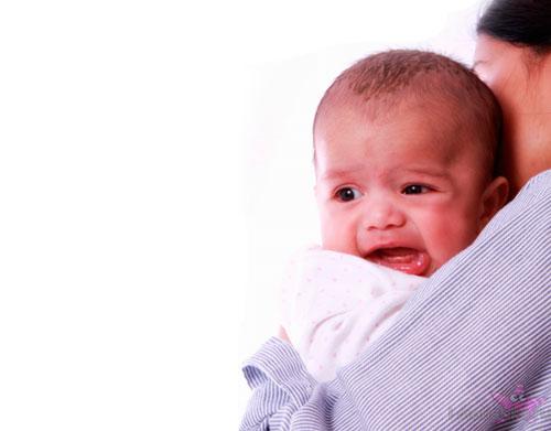 Газики у новорожденного ребенка