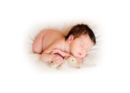 Почему новорожденный не спит?