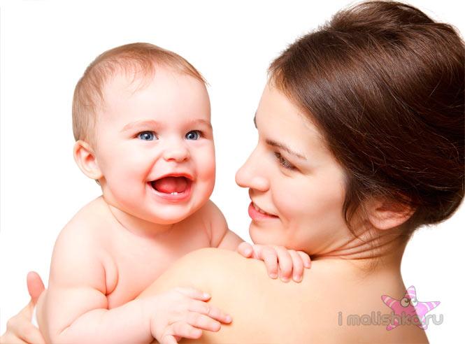 Уздечка у новорожденных детей