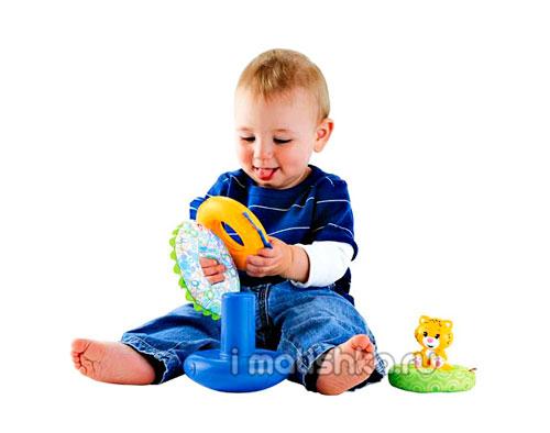 Развитие ребенка в 1 год и 7 месяцев жизни