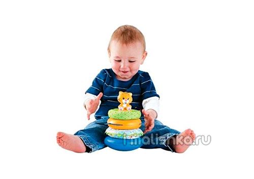 Развитие ребенка в 1 год и 9 месяцев жизни