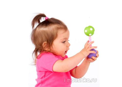 Развитие ребенка в 1 год жизни
