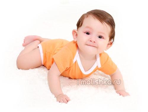 Развитие ребенка в 9 месяцев жизни