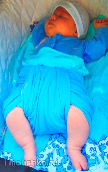 Виды пеленаний ребенка: широкое пеленание