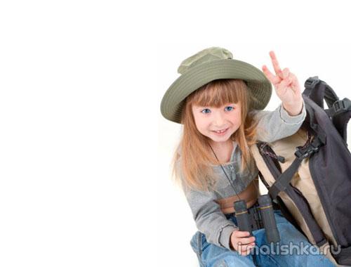 Как собрать ребенка в лагерь, список